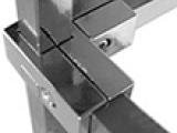 Система квадратных труб Primo Master 25x25